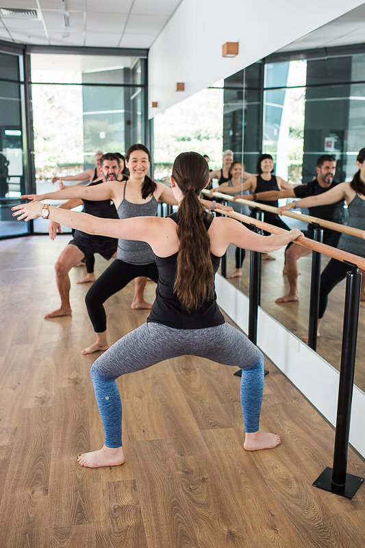 Leap_Barre_holistic studio Chatswood_about gallery