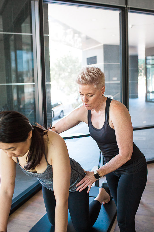 Leap_Reformer Pilates_holistic studio Chatswood_about gallery