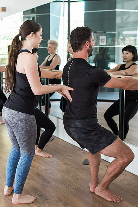 Barre classes in Chatswood-1