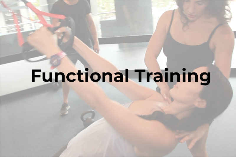 Functional training classes in Chatswood at the Leap studio