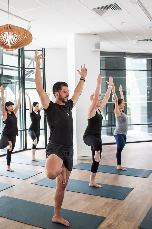 Yoga classes in Chatswood 2