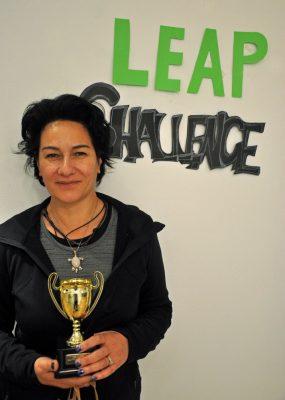 Leap-Challenge-Winner---Tee