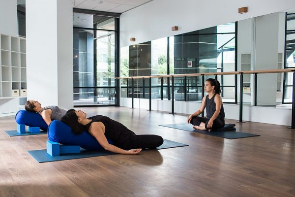 Leap exercise studio Chatswood_Yoga