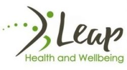 Leap Health and Wellbeing Logo