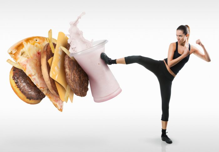 Fight off fast food cravings and binge eating!