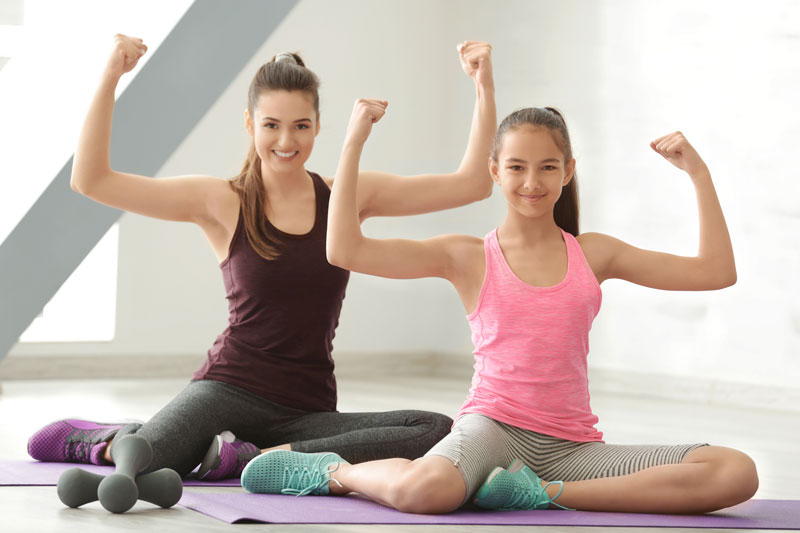 5 Ways to Get Your Teenager to Exercise