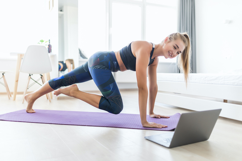 5 Things To Keep You Active At Home